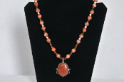Natural Stone Necklace 250