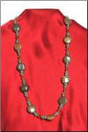 Natural Stone Necklace 266