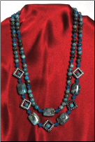Multi-strand Necklace 36